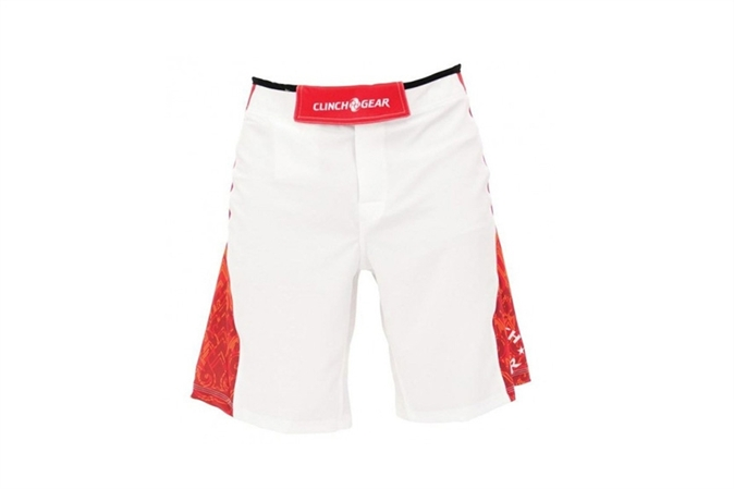 Clinch Gear Fired Up MMA Shorts
